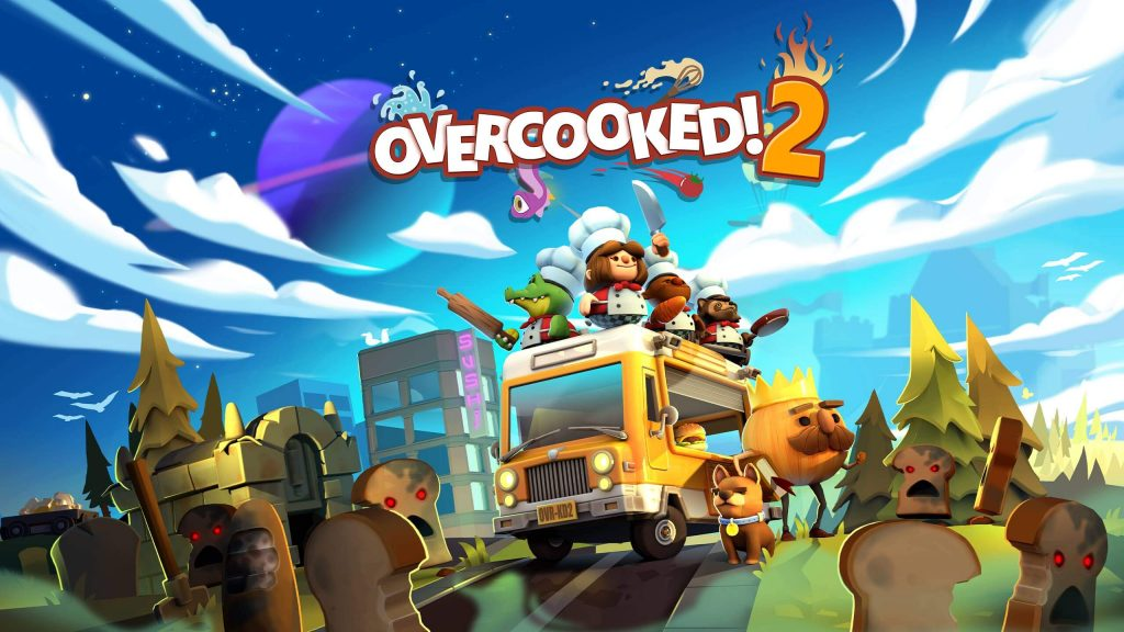 [Epic Games Store] Epic Games free games of the week: Overcooked! 2 & Hell Is Other Demons