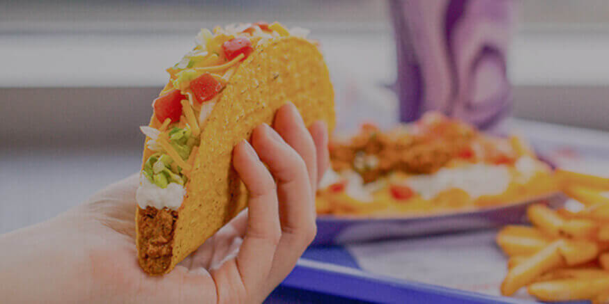 Taco Bell Crunchy Beef Taco Giveaway