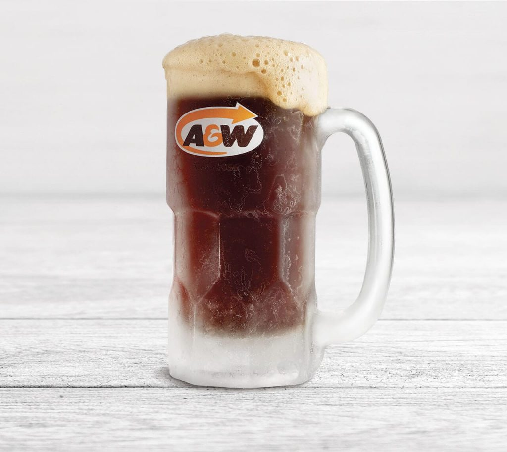 [A&W Canada] Free Root Beer With Any Mobile Order